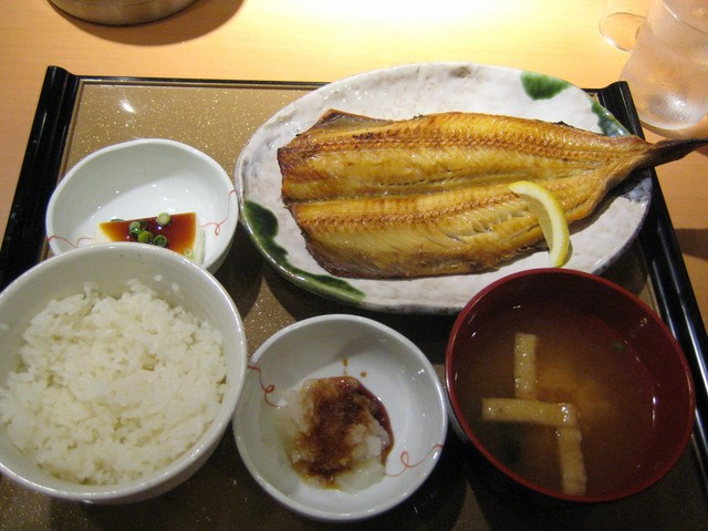 「日替わり焼き魚定食」でハズレだなと思う魚
