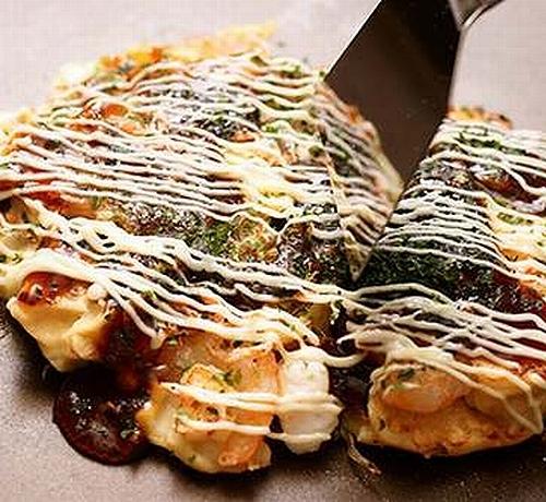 【大阪】「お好み焼き定食」の大阪人、たこ焼き+ご飯は「ない」
