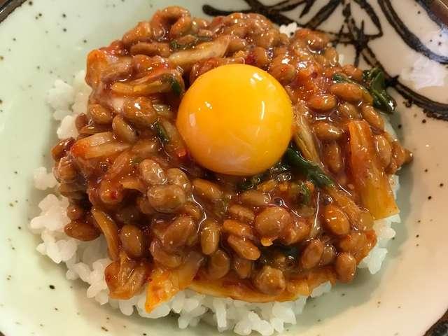 考えた奴天才だろっていう食べ物の組み合わせ、「納豆+キムチ」だけだった…