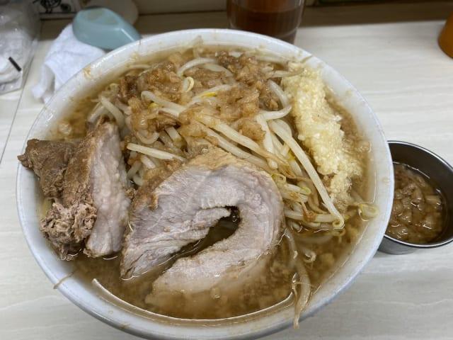 【画像】大阪の二郎インスパイアクッソ美味くて草