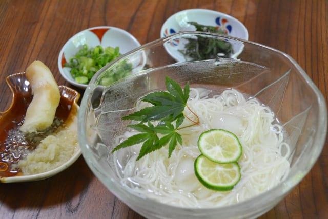 揖保乃糸より美味しい素麺教えてや