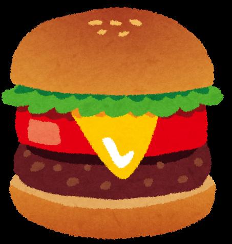 【画像】ハンバーガー作ったから採点してくれや