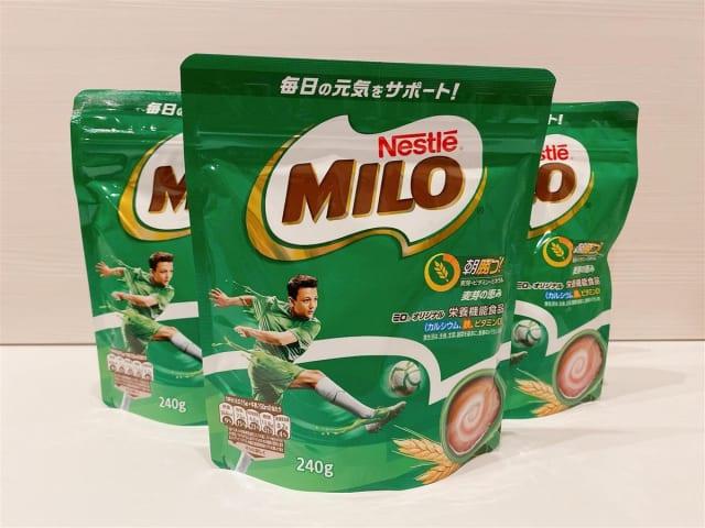 【朗報】「ミロ」、出荷再開