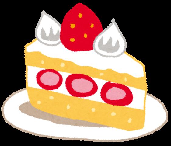 【画像】1ピース4000円のケーキが見つかる。ホールじゃなくてピースだぞ……