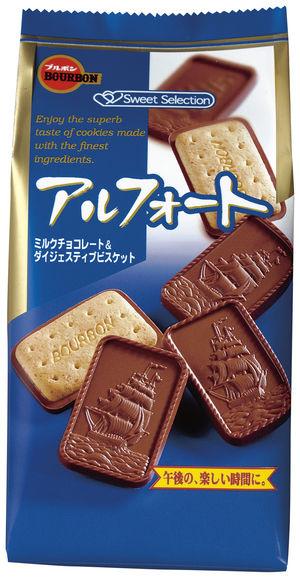 アルフォートより美味しい市販のチョコレート菓子wwwww
