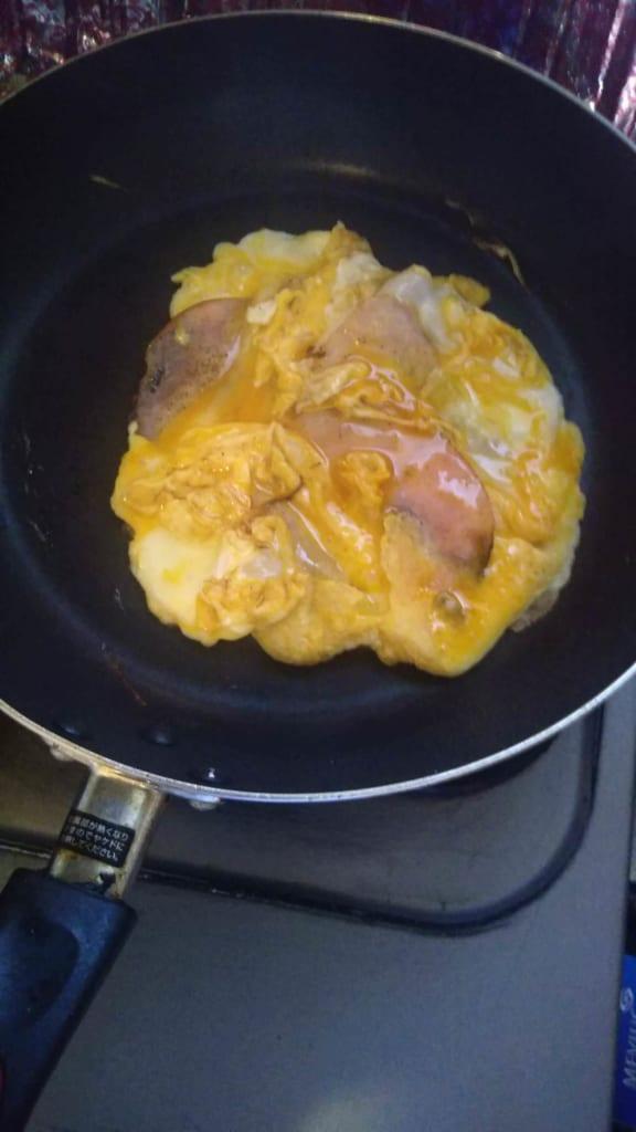 【画像あり】ワイの朝メッシ、すごい美味そう