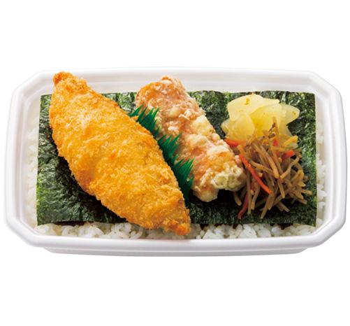 【朗報】ほっともっと、主力商品である「のり弁当」30~50円値下げ!