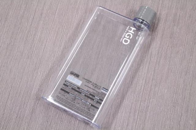 【マイボトル】カバンにするっと収まるダイソーのスリムボトルが超便利。どれみ焼酎入れると捗るぞ