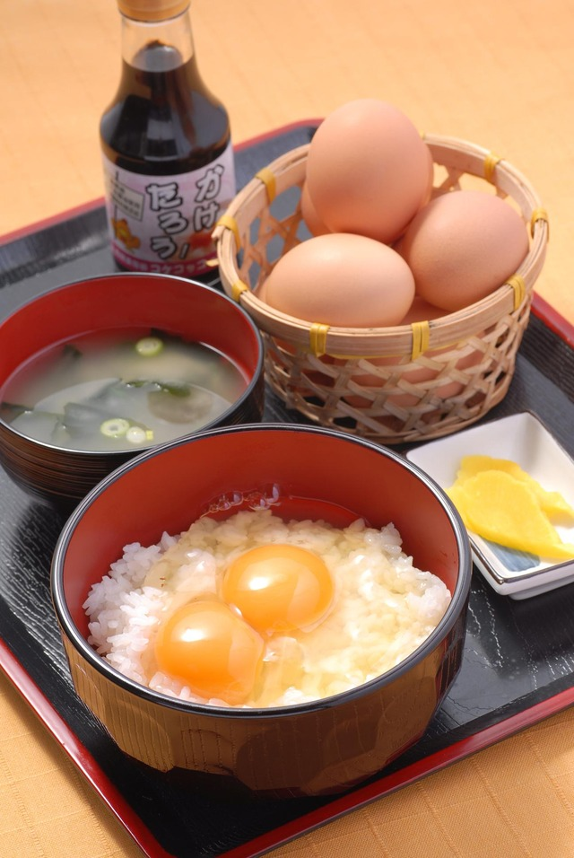 ワイ将、究極の卵かけご飯の作成に成功する