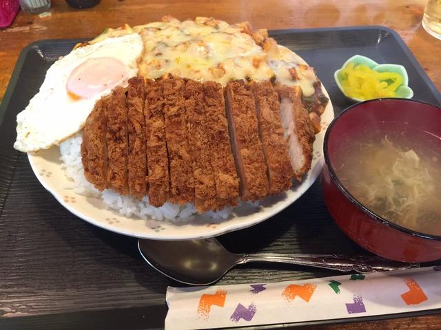 【画像あり】この麻婆チーズカツ1200円wwwww