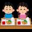 【画像】コロナキッズの給食がやばすぎる