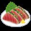 【画像】カツオのたたき丼(750円)がこちらwwwww