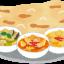 インドカレー店員「ナン、ビッグさいずデキマス」彡(^)(^)「ええな、腹減ってるし」店員「オマタシマシタ…」コトッ
