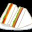 【朗報】ギリシャのサンドウィッチ(300円)wwwww